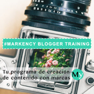 Markency blogger training